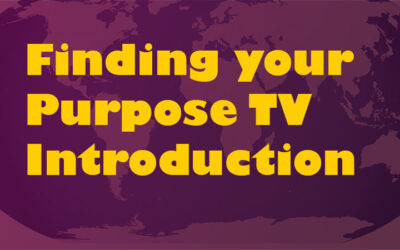 Finding Your Purpose TV Shows discussed on Roku