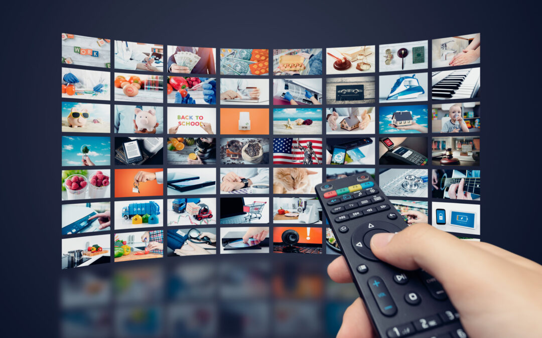 Your Business can be on same TV Channel platform as Netflix